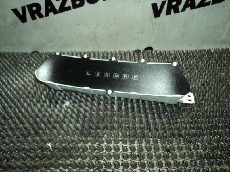 Индикатор скоростей Toyota Vista Ardeo SV50-0052402 3S-FSE 2000