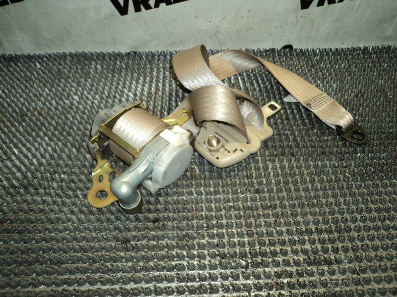 Ремень безопасности Toyota Vista Ardeo SV50-0052402 3S-FSE 2000 передний левый