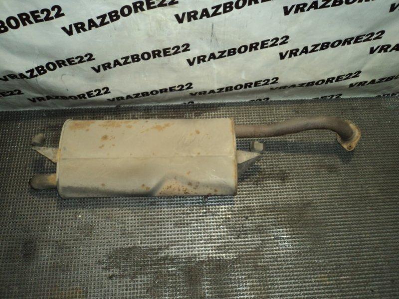 Глушитель Toyota Vista Ardeo SV50-0049092 3S-FSE 2001