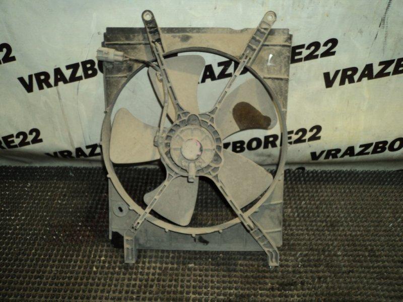Диффузор радиатора Toyota Nadia ACN10-0006619 1AZ-FSE 2001 левый