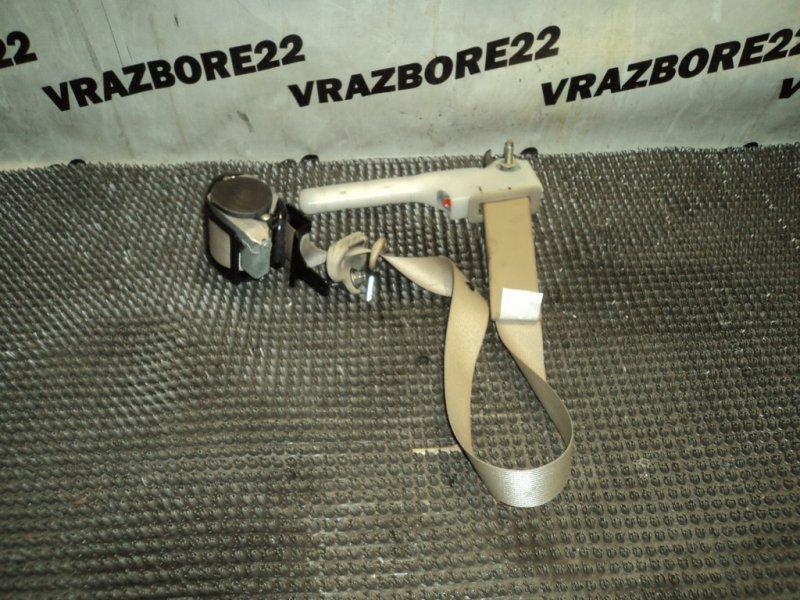 Ремни безопастности Nissan Bluebird Sylphy KG11-022291 MR20DE 2006 правые