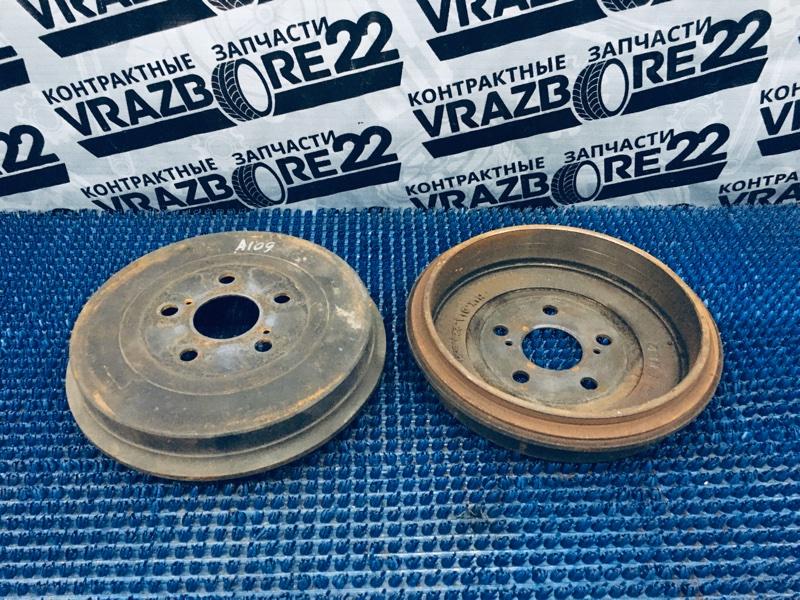 Тормозные барабаны Toyota Allion ZZT245-0024098 1ZZ-FE 2004 заднее