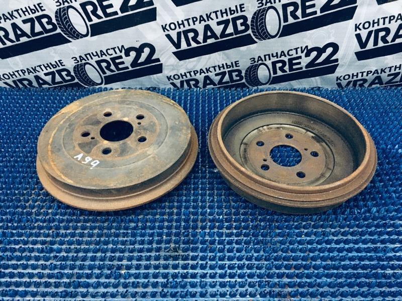 Тормозные барабаны Toyota Allion AZT240-0004884 1AZ-FSE 2003 заднее