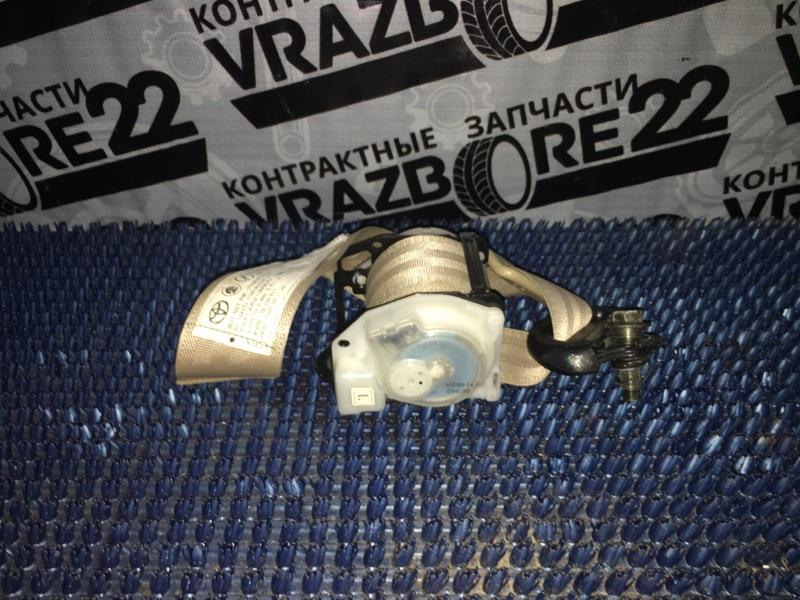 Ремень безопасности Toyota Vista Ardeo ZZV50-0019074 1ZZ-FE 1999 задний левый