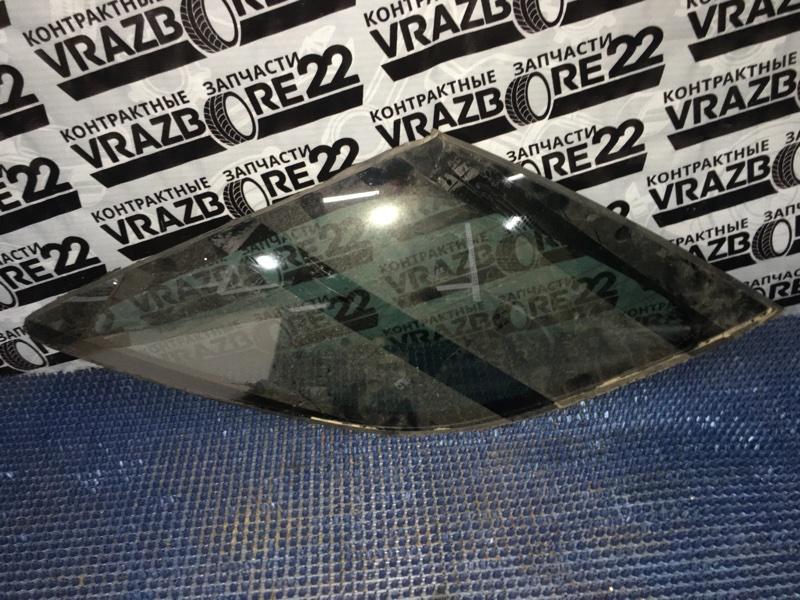 Стекло собачника Toyota Vista Ardeo ZZV50-0019074 1ZZ-FE 1999 левое