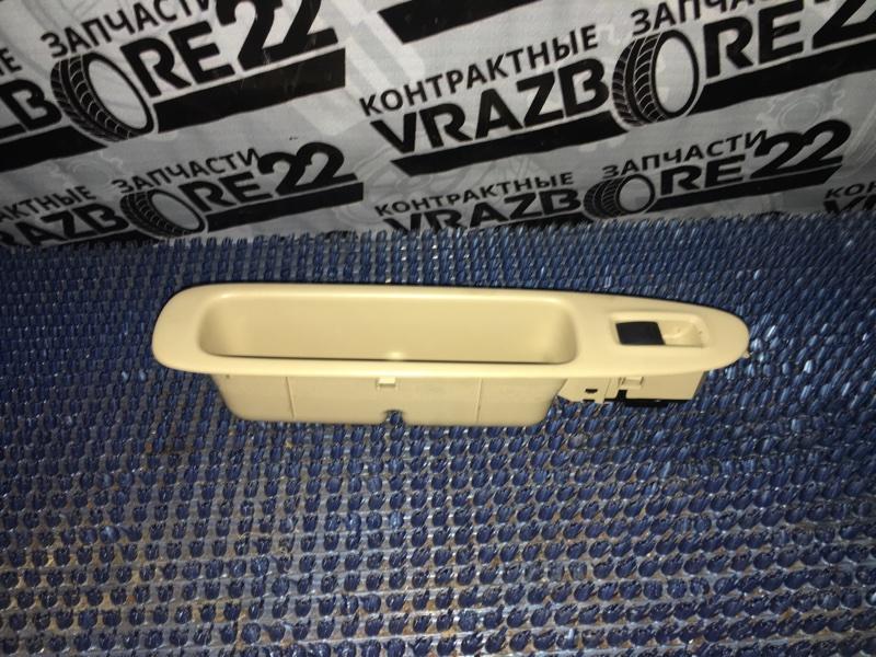 Блок управления стеклоподъемниками Toyota Vista Ardeo ZZV50-0019074 1ZZ-FE 1999 задний правый