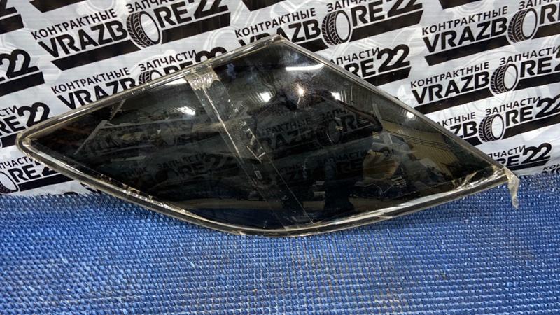 Стекло собачника Toyota Vista Ardeo SV50-0061724 3S-FSE 2001 левое