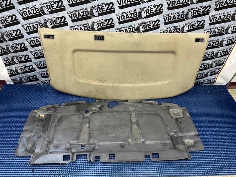 Полка багажника Toyota Vista ZZV50-0025187 1ZZ-FE 2000