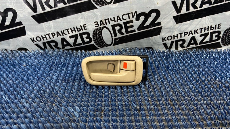 Ручка двери внутренняя Toyota Vista SV50-0019807 3S-FSE 1999 задняя правая