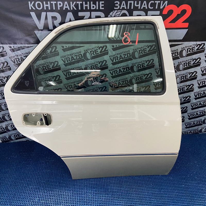 Дверь Toyota Vista SV50-0019807 3S-FSE 1999 задняя правая