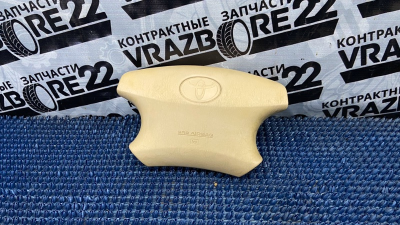 Подушка безопасности водителя Toyota Vista SV50-0019807 3S-FSE 1999