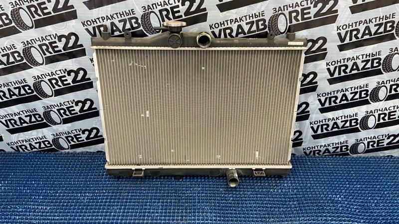 Радиатор двс Nissan Bluebird Sylphy KG11-022291 MR20DE 2006