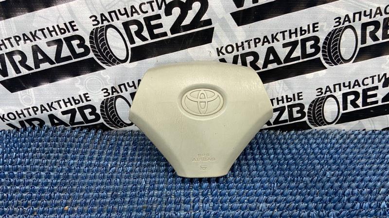 Подушка безопасности водителя Toyota Vista Ardeo AZV50 1AZ-FSE 2001