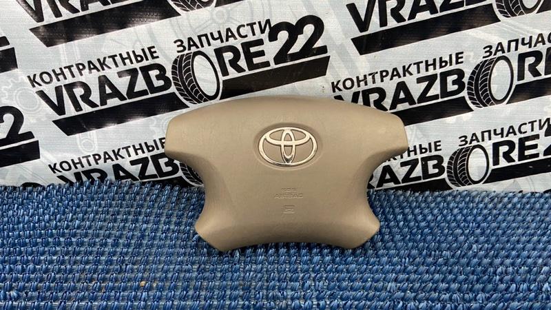 Подушка безопасности водителя Toyota Camry ACV30-0285388 2AZ-FE 2004