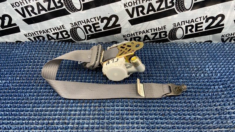 Ремень безопасности Toyota Rav4 ACA21-0159861 1AZ-FSE 2002 передний левый