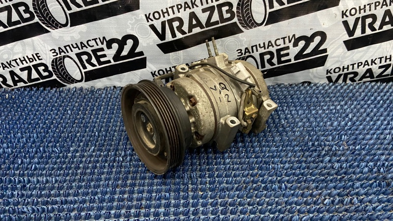 Компрессор кондиционера Toyota Vista Ardeo SV55-0012387 3S-FE 2000