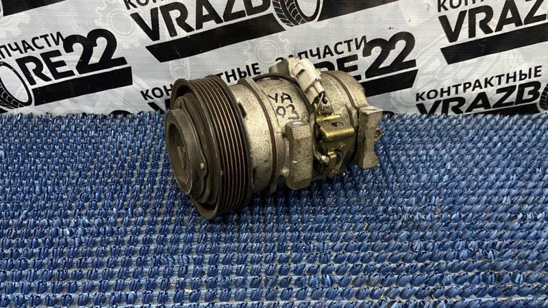 Компрессор кондиционера Toyota Vista Ardeo AZV50-0001445 1AZ-FSE 2002