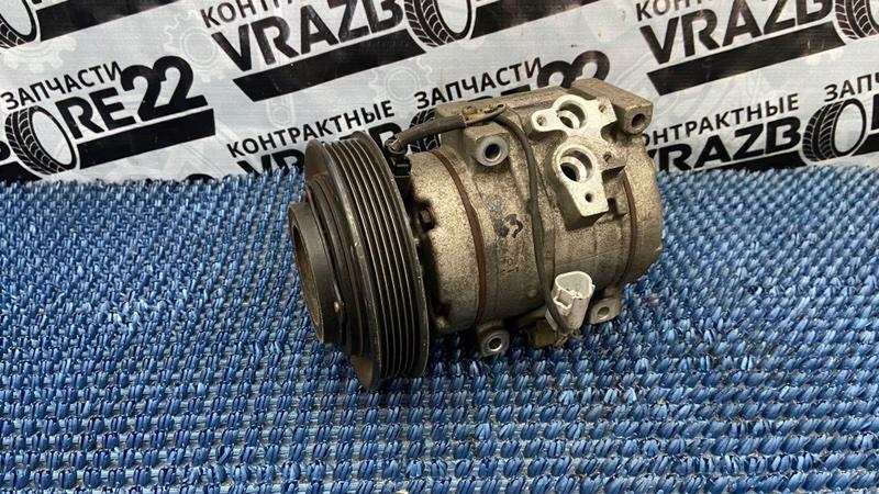 Компрессор кондиционера Toyota Vista ZZV50-0034595 1ZZ-FE 2001