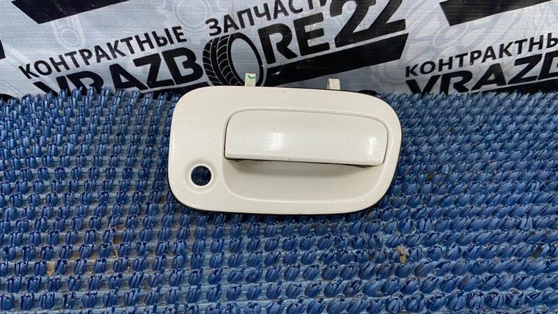 Ручка открывания багажника Toyota Rav4 ACA21-0159861 1AZ-FSE 2002