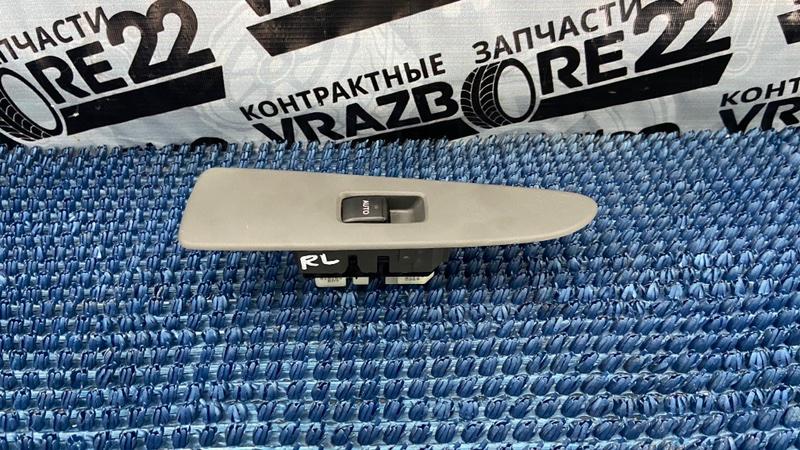 Блок управления стеклоподъемниками Toyota Allion ZZT245-0037357 1ZZ-FE 2007 задний левый