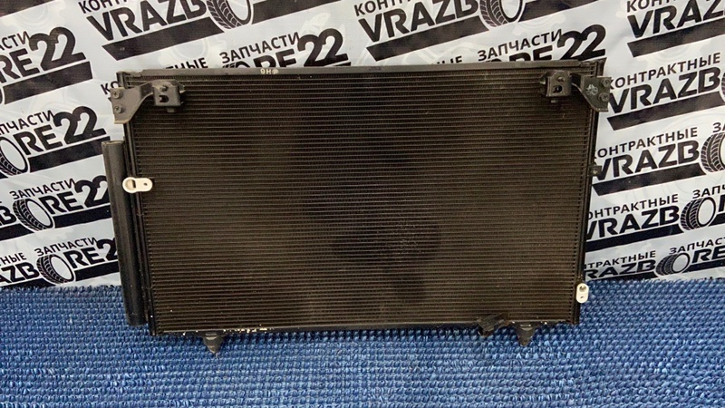 Радиатор кондиционера Toyota Allion ZZT245-0037357 1ZZ-FE 2007