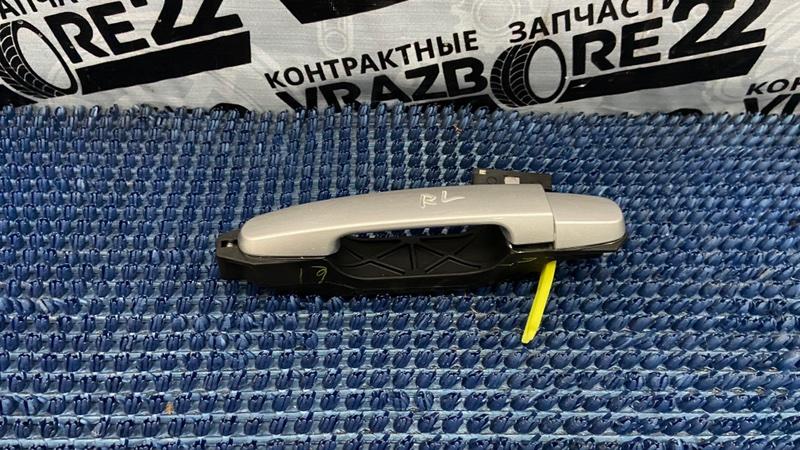 Ручка двери внешняя Toyota Allion ZZT245-0037357 1ZZ-FE 2007 задняя левая