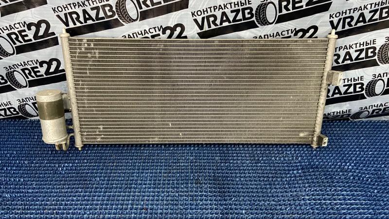 Радиатор кондиционера Nissan Bluebird Sylphy TG10-004701 QR20DD 2001