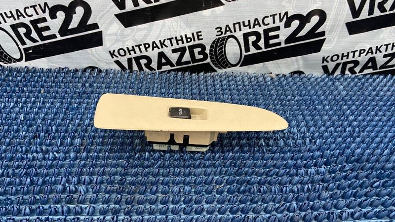 Блок управления стеклоподъемниками Toyota Allion ZZT240-0111879 1ZZ-FE 2006 задний правый