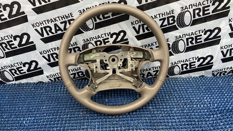 Руль Toyota Vista Ardeo SV50-0057992 3S-FSE 2001