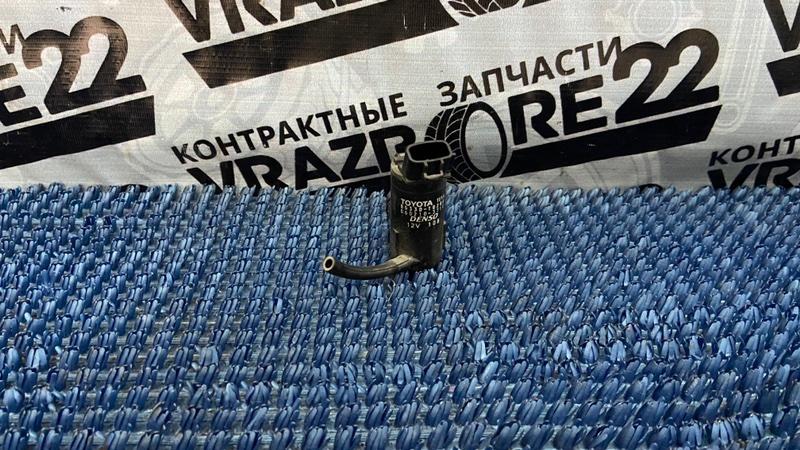 Мотор бачка омывателя Toyota Corolla NZE121-3009477 1NZ-FE 2000