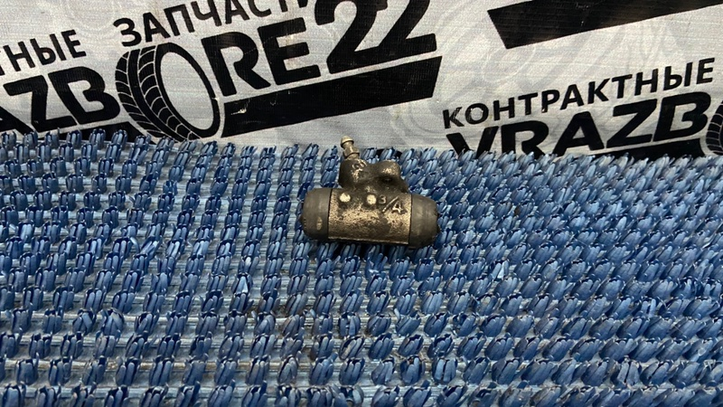 Тормозной цилиндр Toyota Vista Ardeo ZZV50-0045514 1ZZ-FE 2002 правый
