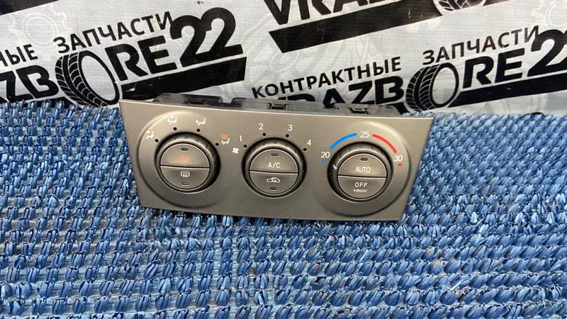 Блок управления климат-контролем Subaru Forester SG5-004796 EJ205 2003