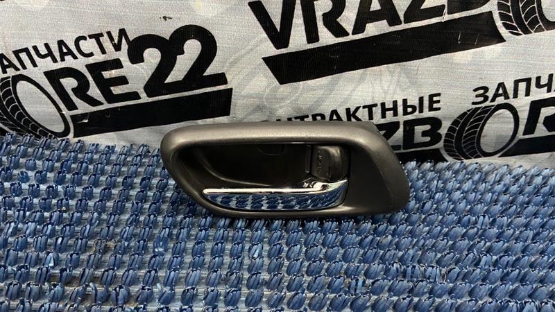 Ручка двери внутренняя Subaru Forester SG5-065915 EJ205 2004 передняя правая