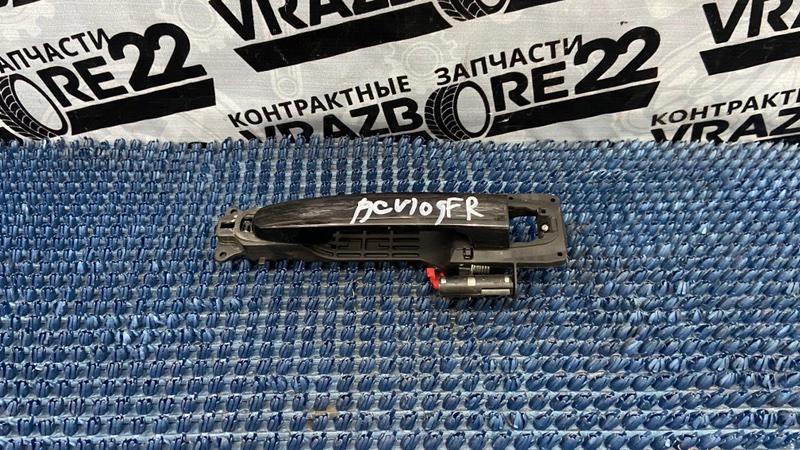 Ручка двери внешняя Toyota Camry ACV30-0285388 2AZ-FE 2004 передняя правая