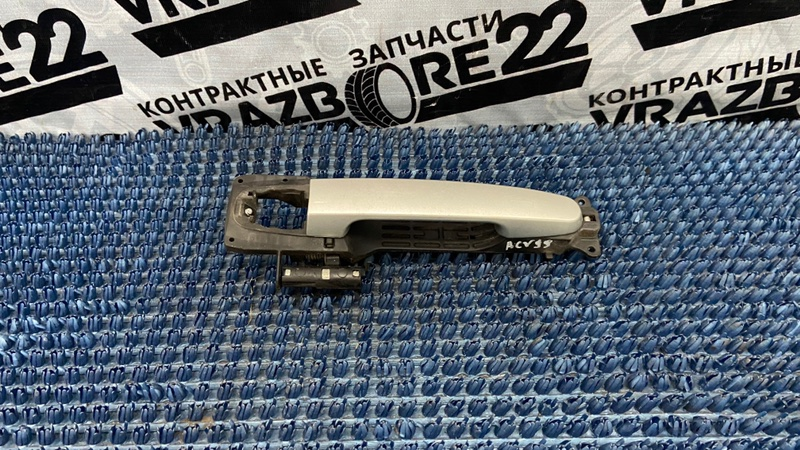 Ручка двери внешняя Toyota Camry ACV30-3026477 2AZ-FE 2005 передняя левая