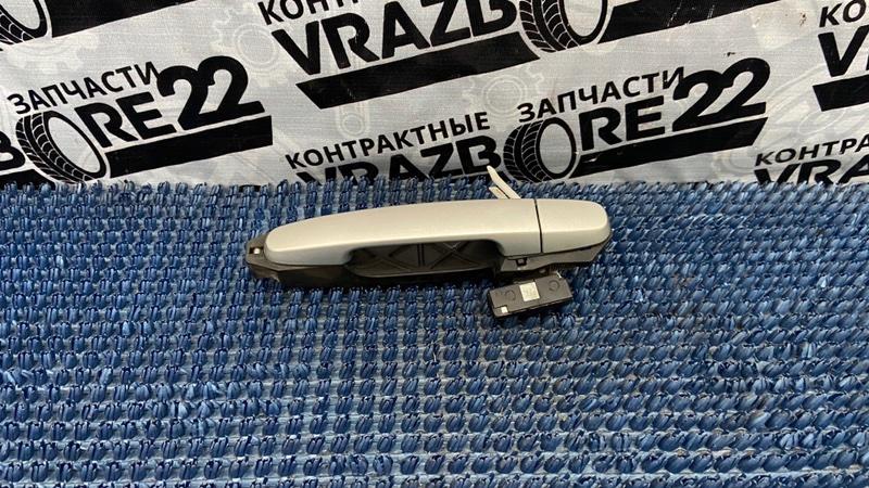 Ручка двери внешняя Toyota Camry ACV30-3026477 2AZ-FE 2005 задняя левая