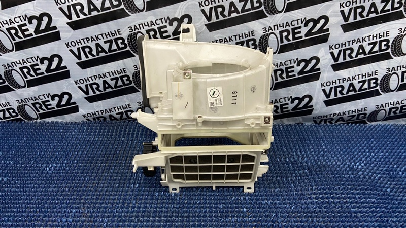 Корпус печки Toyota Vista Ardeo SV50-0052402 3S-FSE 2000