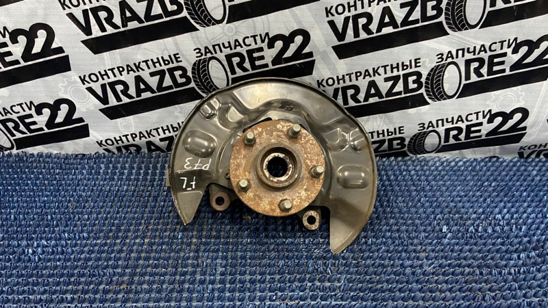 Ступица Toyota Premio AZT240-0009263 1AZ-FSE передняя левая