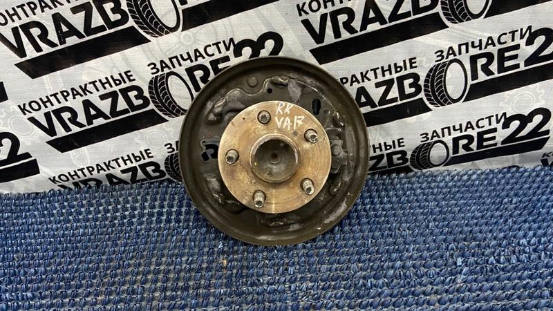 Ступица Toyota Vista Ardeo ZZV50-0045514 1ZZ-FE 2002 задняя правая