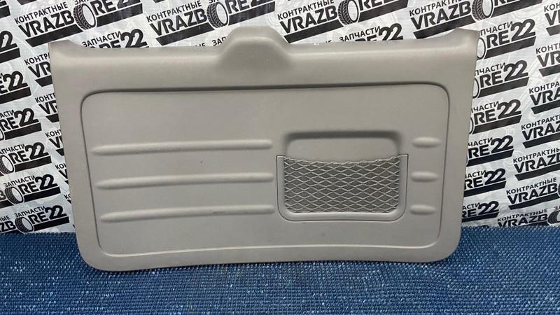 Обшивка багажника Toyota Rav4 ACA21-0159861 1AZ-FSE 2002
