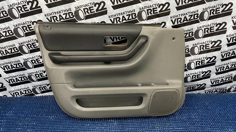 Обшивка двери Honda Cr-V RD1 B20B передняя левая