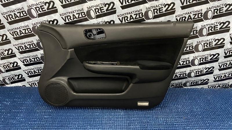 Обшивка двери Honda Accord CL9-1001125 K24A 2003 передняя правая
