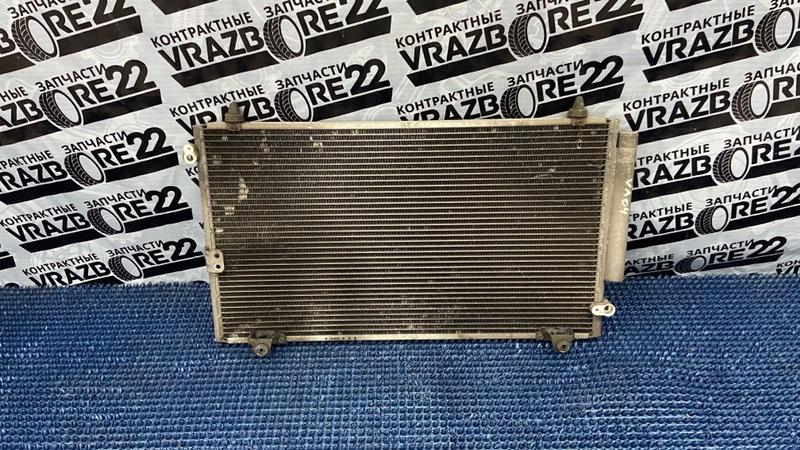 Радиатор кондиционера Toyota Vista Ardeo ZZV50-0023748 1ZZ-FE 1999