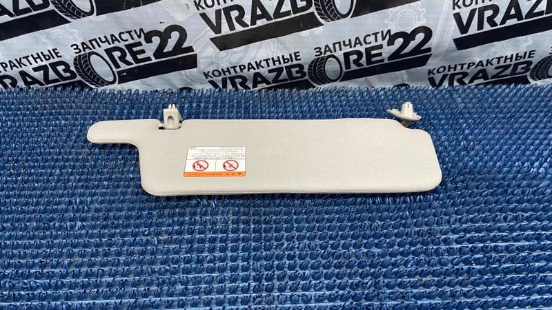 Козырек солнцезащитый Toyota Vista Ardeo SV50-0048109 3S-FSE 2000 левый