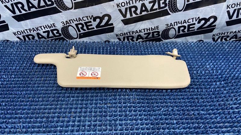 Козырек солнцезащитый Toyota Vista Ardeo SV50-0032320 3S-FSE 1999 левый