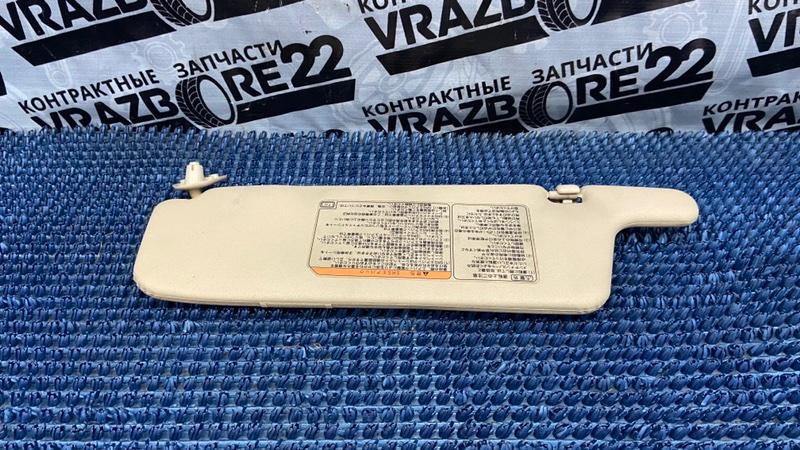 Козырек солнцезащитый Toyota Vista Ardeo SV50-0032320 3S-FSE 1999 правый