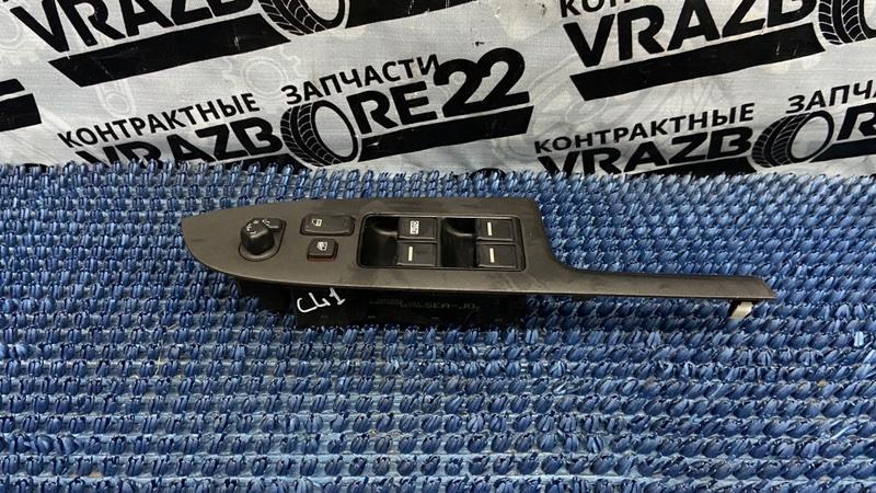 Блок управления стеклоподъемниками Honda Accord CL9-1001125 K24A 2003 передний правый