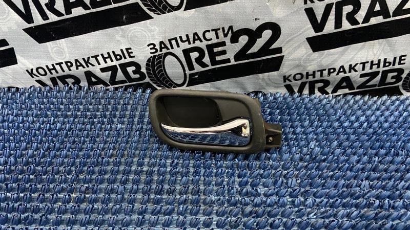 Ручка двери внутренняя Honda Accord CL9-1001125 K24A 2003 передняя правая