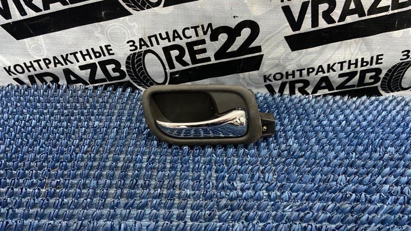 Ручка двери внутренняя Honda Accord CL9-1001125 K24A 2003 задняя правая