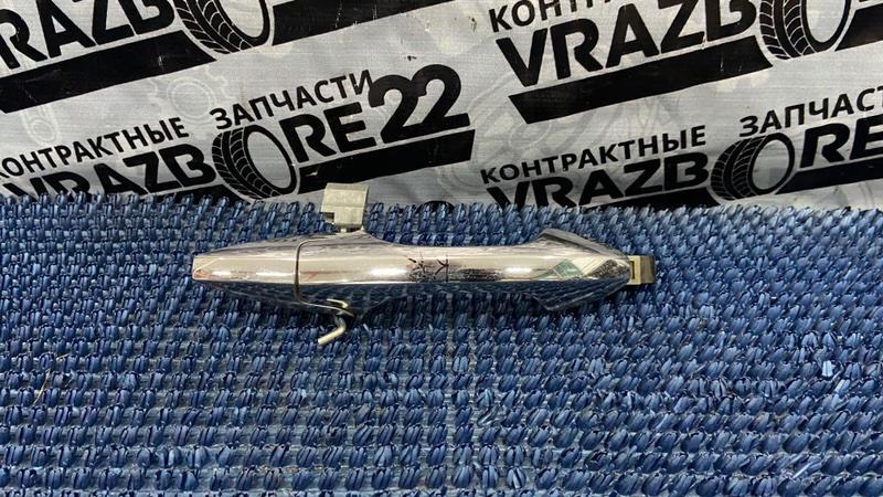 Ручка двери внешняя Honda Accord CL7 K20A 2006 задняя правая